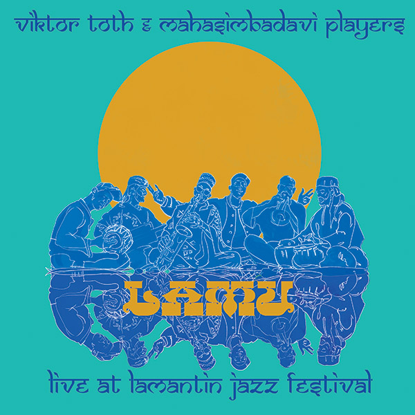 LAMU - live at lamantin jazz festival